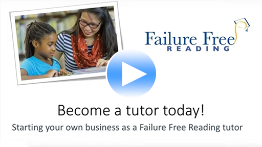 Failure Free Reading Tutor Program   Helping Children Read